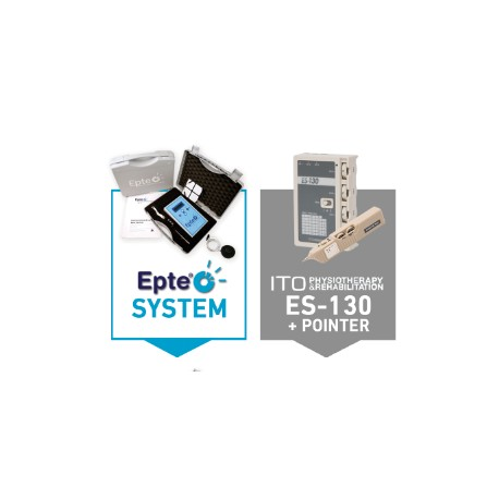 Pack EPTE® System + ITO Estimulador ES-130 + Pointer Plus