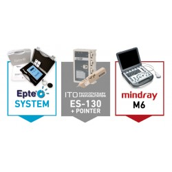 Pack EPTE® System + ITO Estimulador ES-130 + Pointer Plus + Ecógrafo Mindray M6