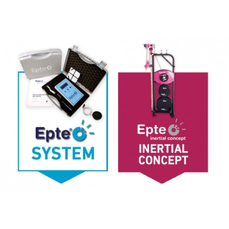 Pack EPTE® System + Pedal + EPTE® Inertial Concept