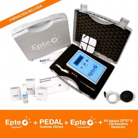 EPTE® System + Pedal + Formación