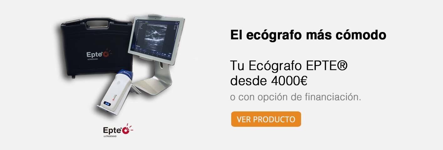 Comprar Ecógrafo Portátil EPTE® Ultrasound